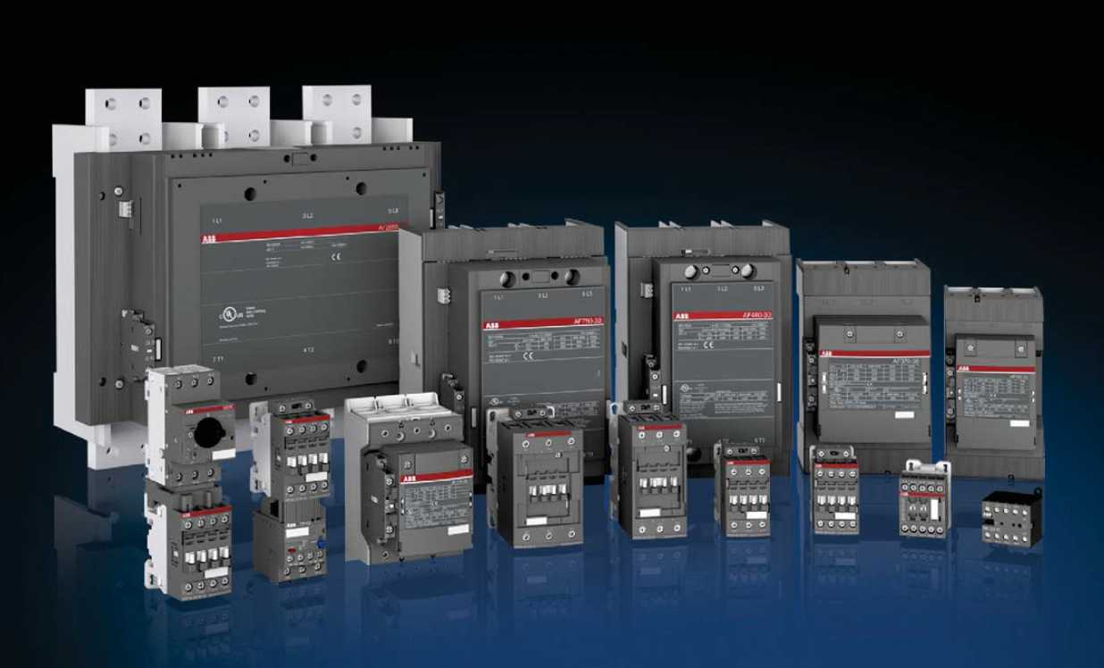 Contactors & Motor Protection