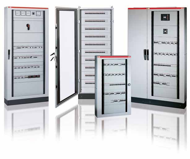 ABB Distribution Boards - ArTu L2