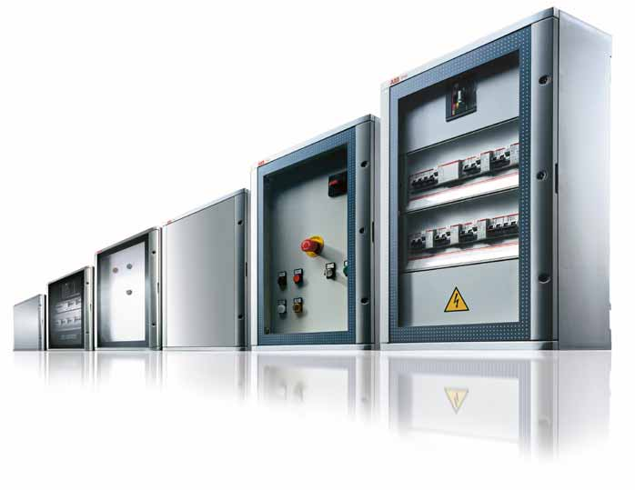 ABB Switchboard  - Gemini