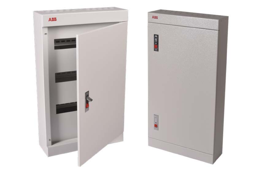 ABB Compact Distribution Board - Mini Center