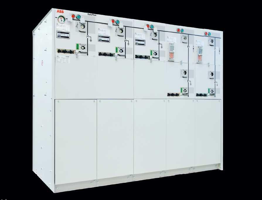 MV Switch Gear SafePlus