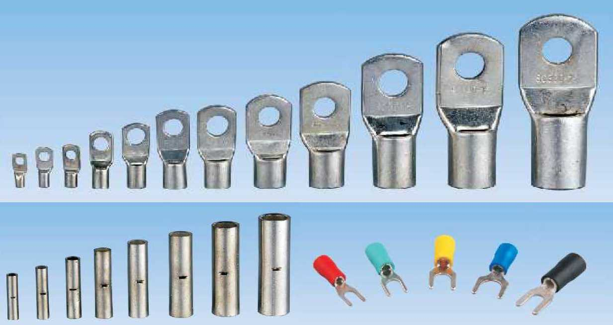 Cable Lugs & Ferrules