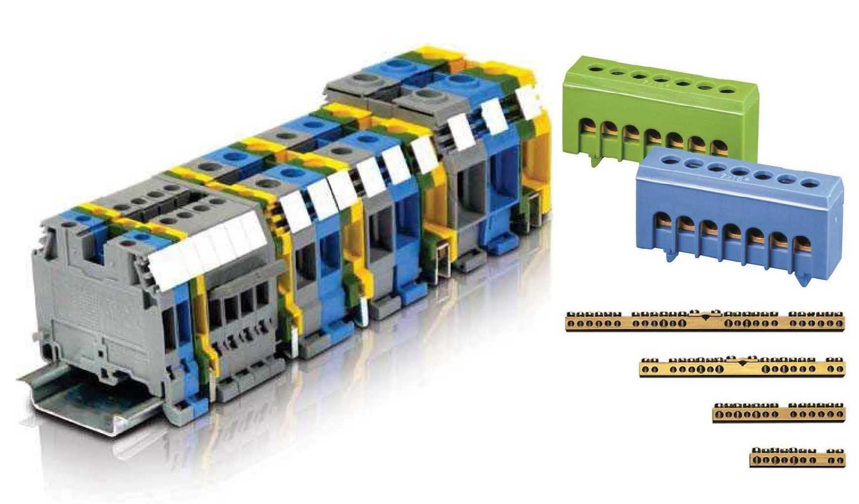 Terminal Blocks & other Terminals