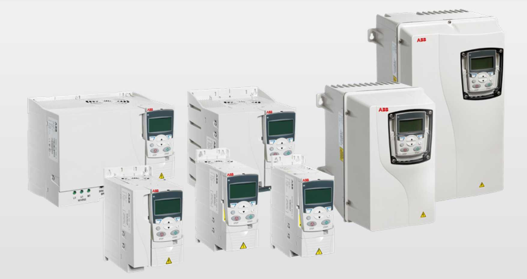 Variable-frequency Drives