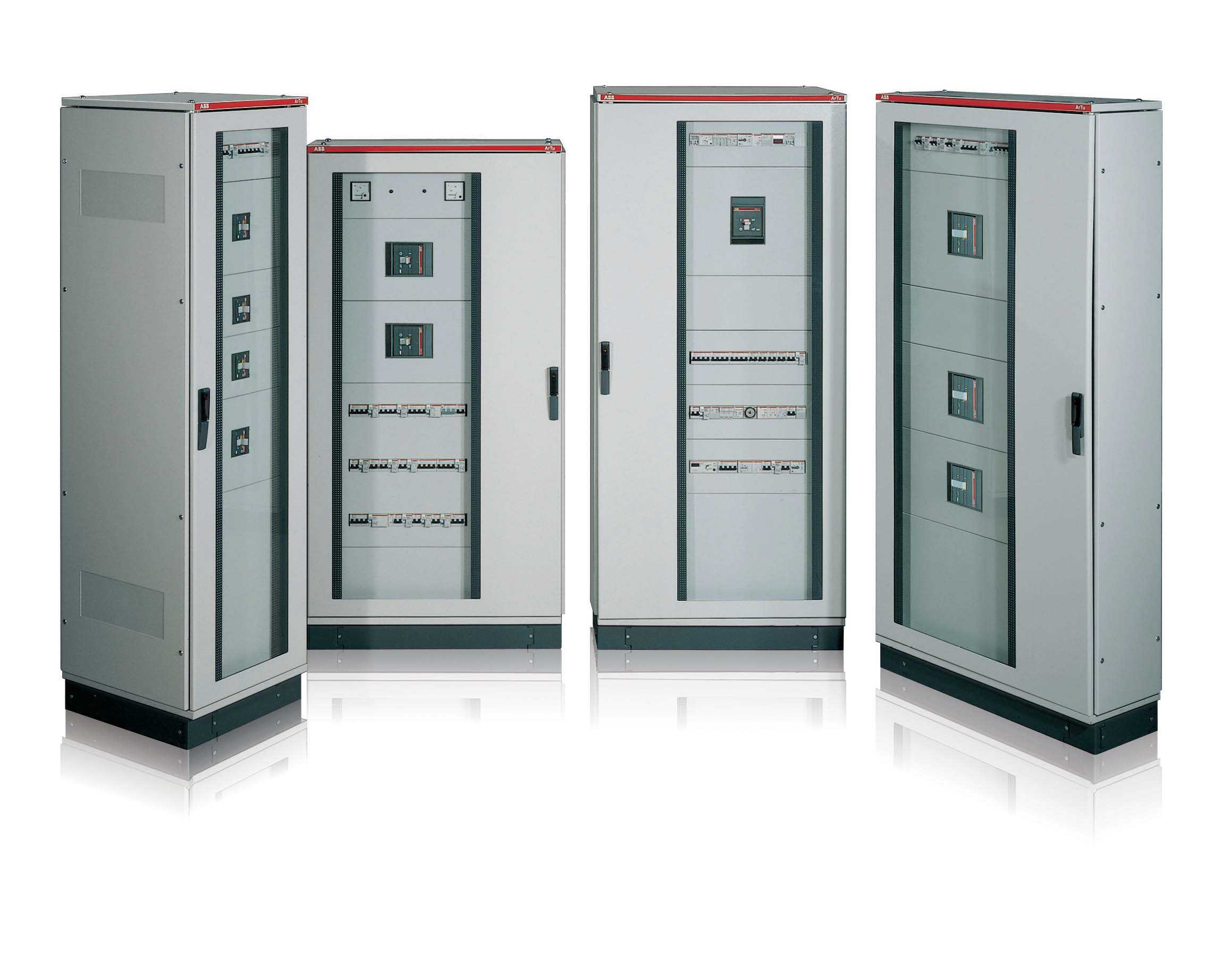 ABB Distribution Boards - ArTu K