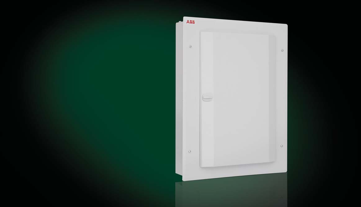 ABB Compact Distribution Board - ECO
